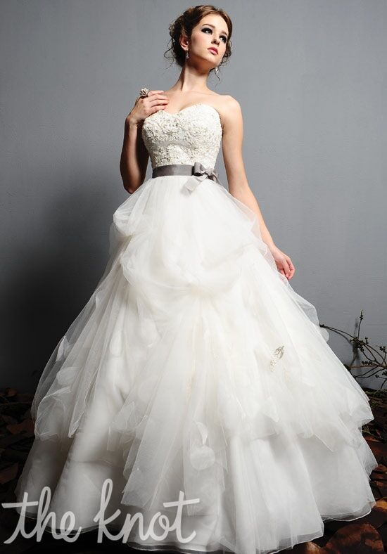 Eden Bridals 2421 Ball Gown Wedding Dress
