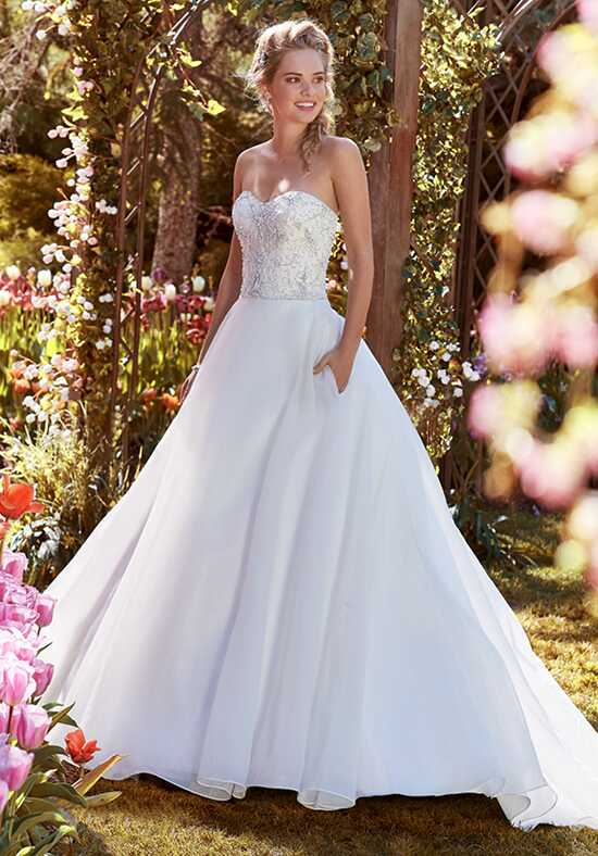 Rebecca Ingram Judith Ball Gown Wedding Dress