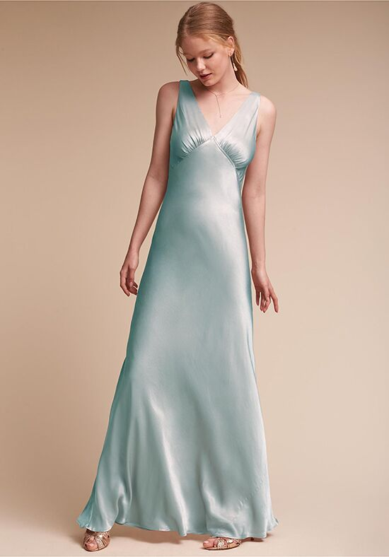 BHLDN (Bridesmaids) Luster V-Neck Bridesmaid Dress
