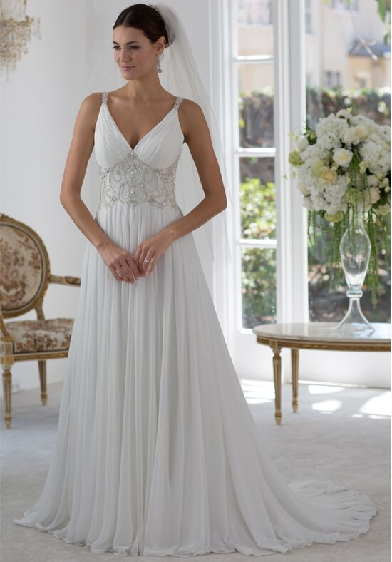 Pallas Athena PA9239 A Line Wedding Dress