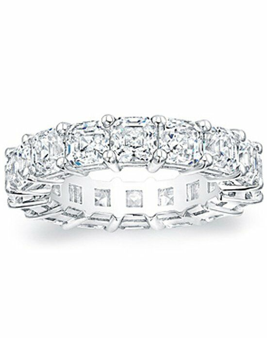 Since1910 Eternity Ring .50ct ASSCH White Gold Wedding Ring