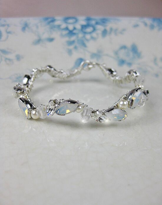 Everything Angelic Voula Bracelet - b210 Wedding Bracelet photo