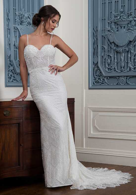 Mary's Bridal MB3008 Sheath Wedding Dress