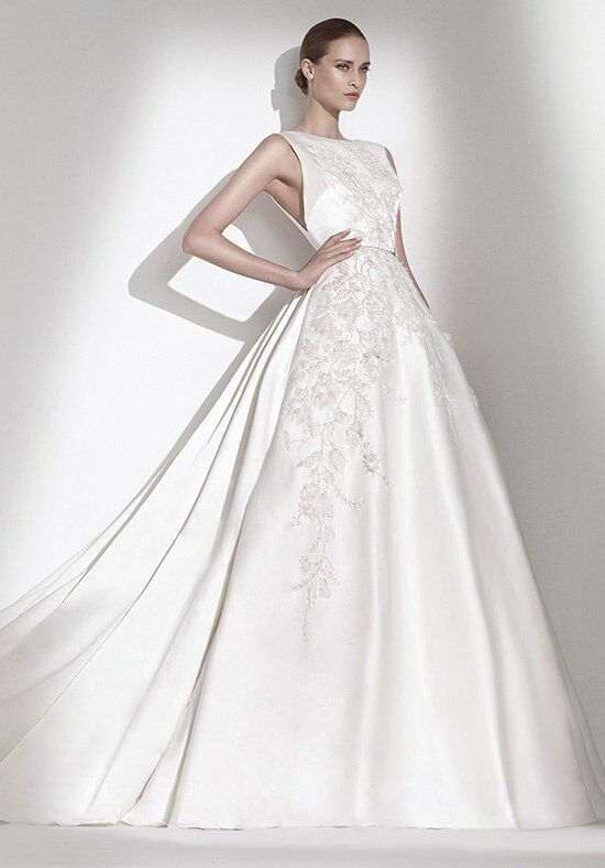Elie By Saab For Ovias Aldabra Wedding Dress