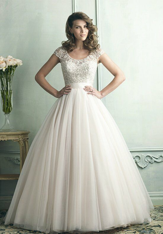 Allure Bridals 9100 Ball Gown Wedding Dress