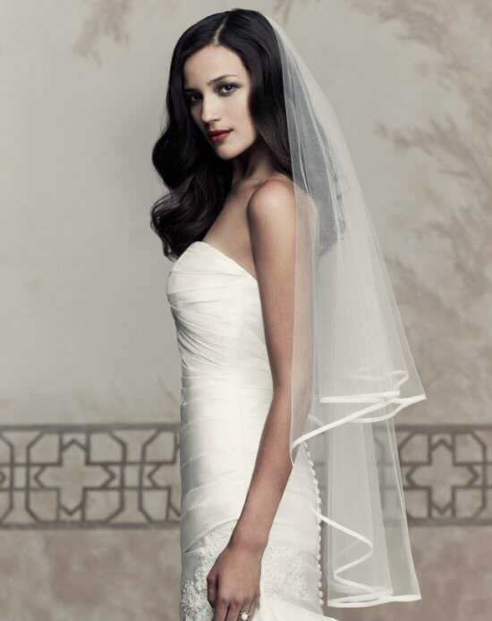 Paloma Blanca Veils Collection V434F Wedding Veils photo