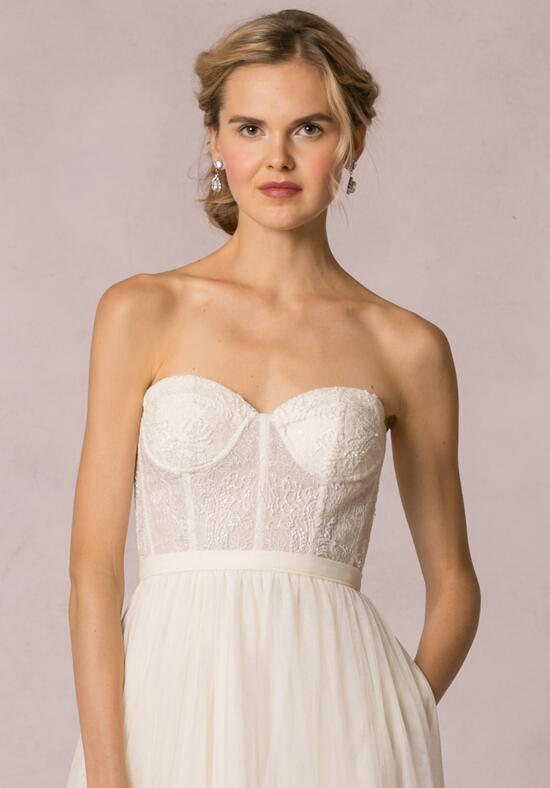 Jenny Yoo Collection Elodie Bustier Wedding Dress photo