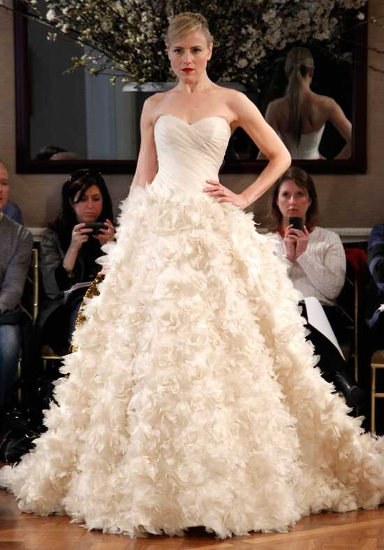 Romona Keveza Collection RK208 Ball Gown Wedding Dress