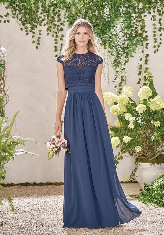 B2 by Jasmine B193010 Sweetheart Bridesmaid Dress