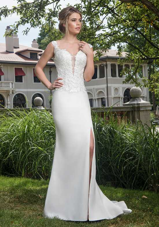 Moda Bella by Mary's Bridal MB2010 Sheath Wedding Dress
