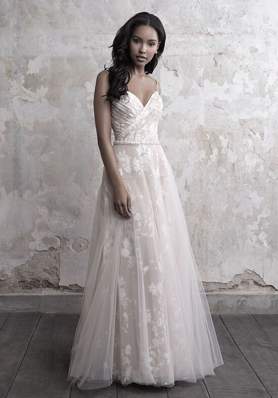 Madison James MJ466 A-Line Wedding Dress