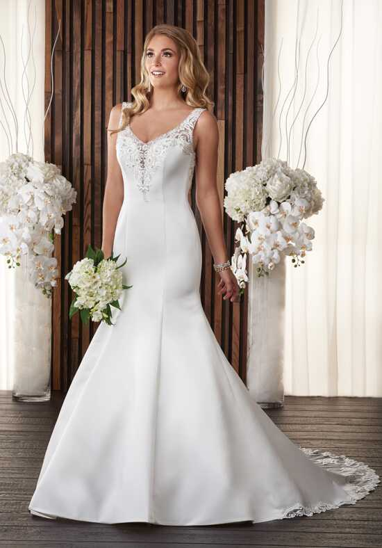 Bonny Bridal 708 Mermaid Wedding Dress