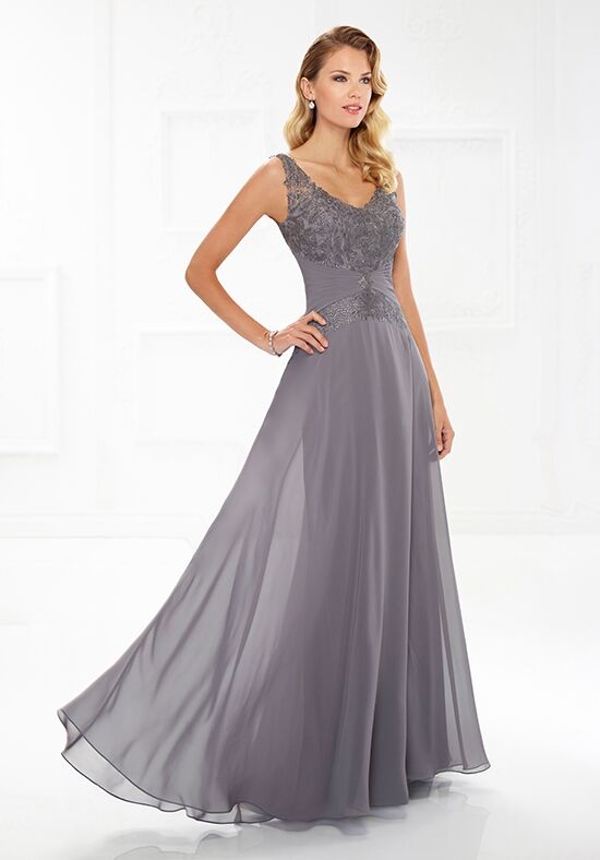Chiffon Mother of the Bride