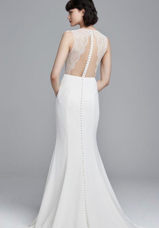 Nouvelle amsale bonnie wedding dress the knot for Nouvelle amsale wedding dress