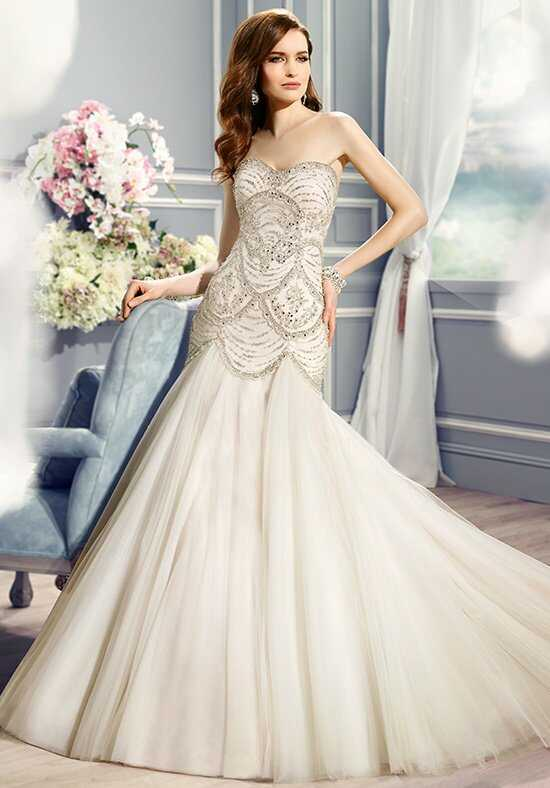 Moonlight Couture H1287 Mermaid Wedding Dress