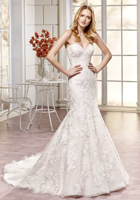 Eddy K 77989 Mermaid Wedding Dress