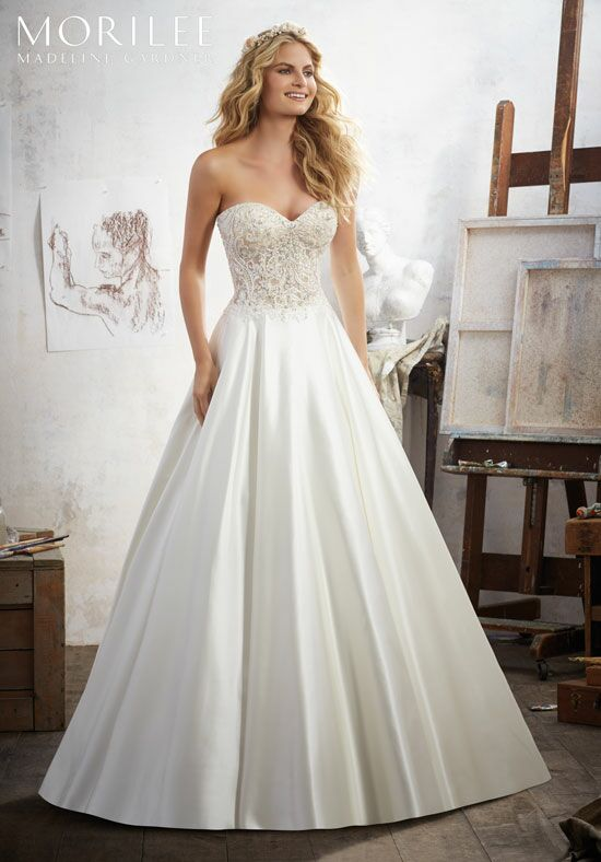 Morilee by Madeline Gardner Mara/8114 A-Line Wedding Dress