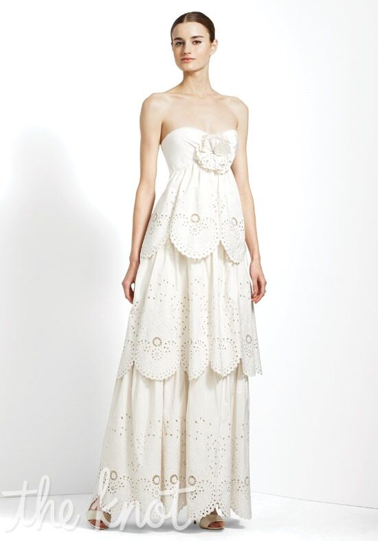 BCBGMAXAZRIA (gowns) VVV6M244-187 Wedding Dress - The Knot