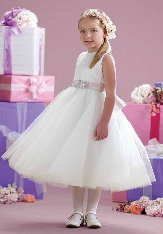 Joan Calabrese by Mon Cheri 215343 Flower Girl Dress photo