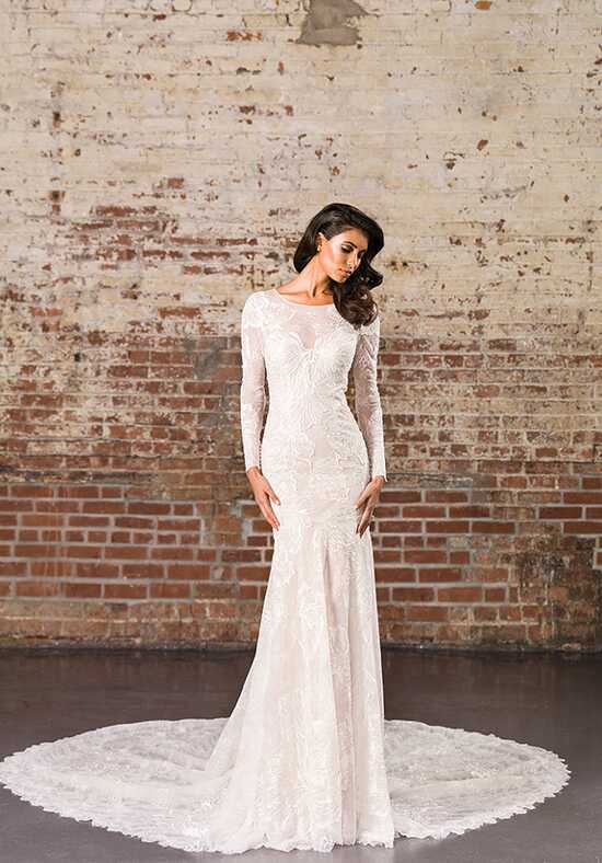 Justin Alexander Signature 9856 A-Line Wedding Dress