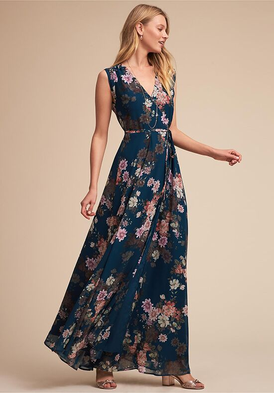 BHLDN (Bridesmaids) Sashay Dress V-Neck Bridesmaid Dress