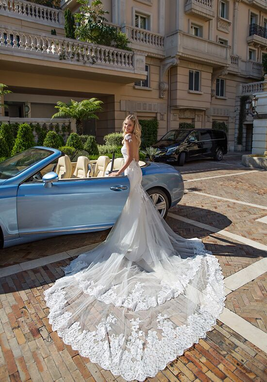 Alessandra Rinaudo Collection BELLAGIO AR 2017 Mermaid Wedding Dress