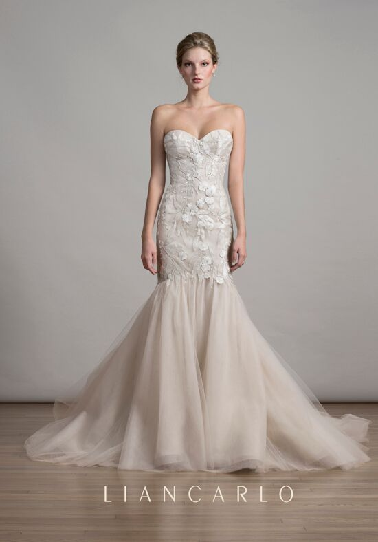 LIANCARLO 6880 Mermaid Wedding Dress