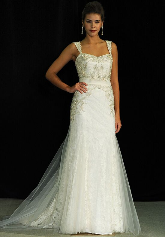 Anne Barge Gaynor Mermaid Wedding Dress