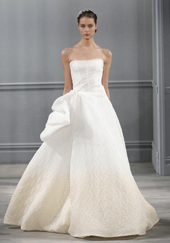 Monique Lhuillier Paris Wedding Dress - The Knot