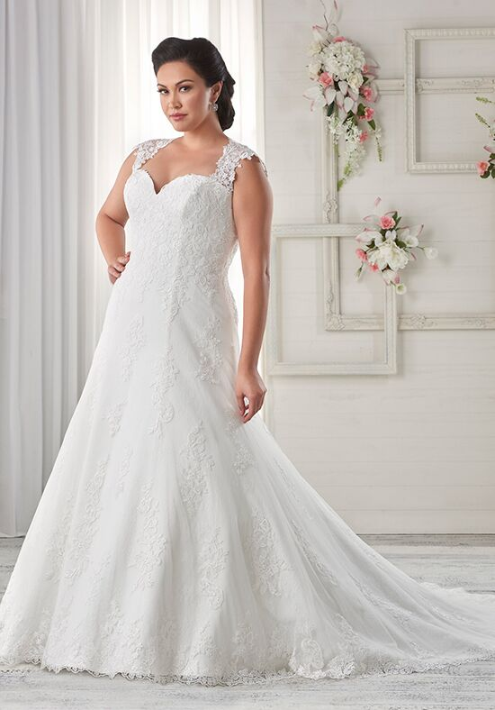 Unforgettable by Bonny Bridal 1616 Wedding Dress