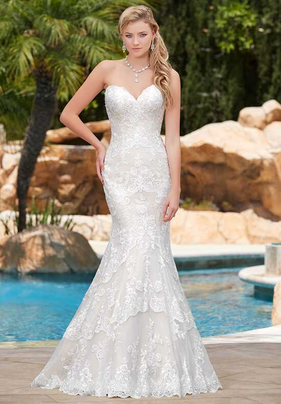 KITTYCHEN GRETA, H1764 Sheath Wedding Dress