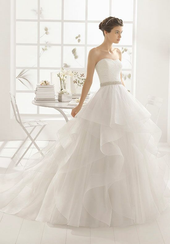 Aire Barcelona MEDIT Ball Gown Wedding Dress