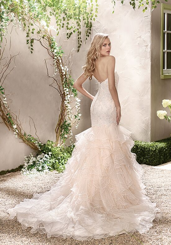 Jasmine collection f191017 wedding dress the knot for Jasmine collection wedding dress