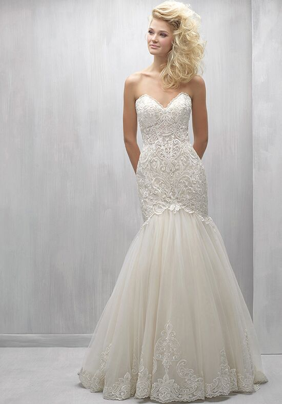 Madison James MJ259 Mermaid Wedding Dress