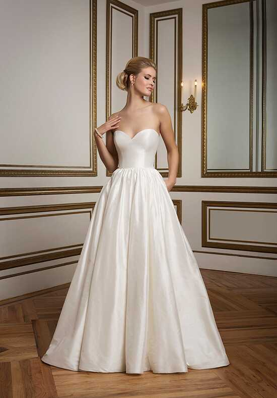 Justin Alexander 8825 Ball Gown Wedding Dress