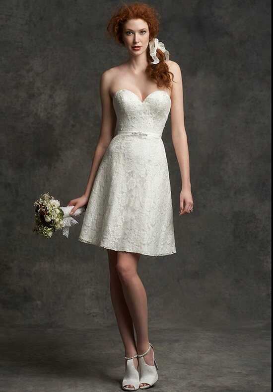 Ella Rosa: Gallery GA2246 A-Line Wedding Dress