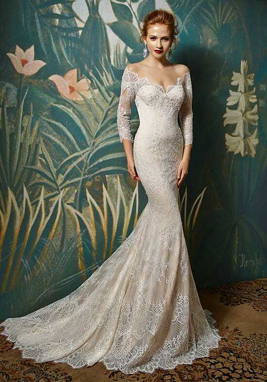 Blue by Enzoani Jadorie Mermaid Wedding Dress