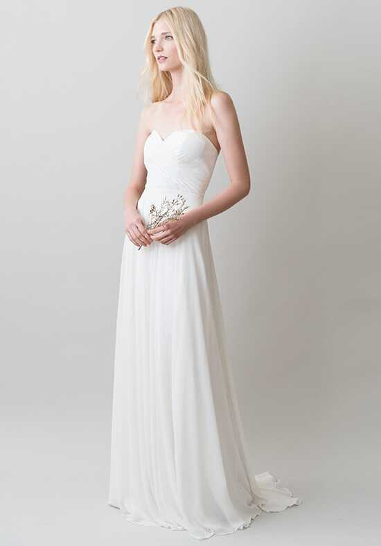 Jenny by Jenny Yoo Stella #1780B Sheath Wedding Dress