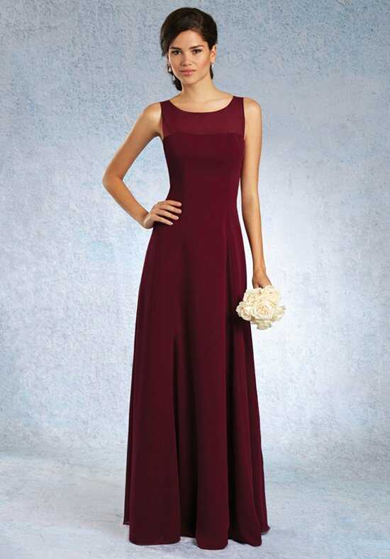 Alfred Angelo Signature Bridesmaids Collection 7340L Strapless Bridesmaid Dress