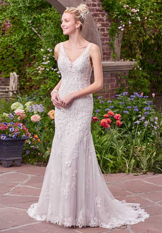 Rebecca Ingram Tara Sheath Wedding Dress
