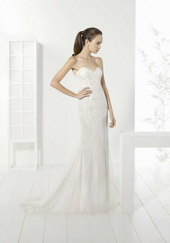 Adriana Alier JAC Mermaid Wedding Dress