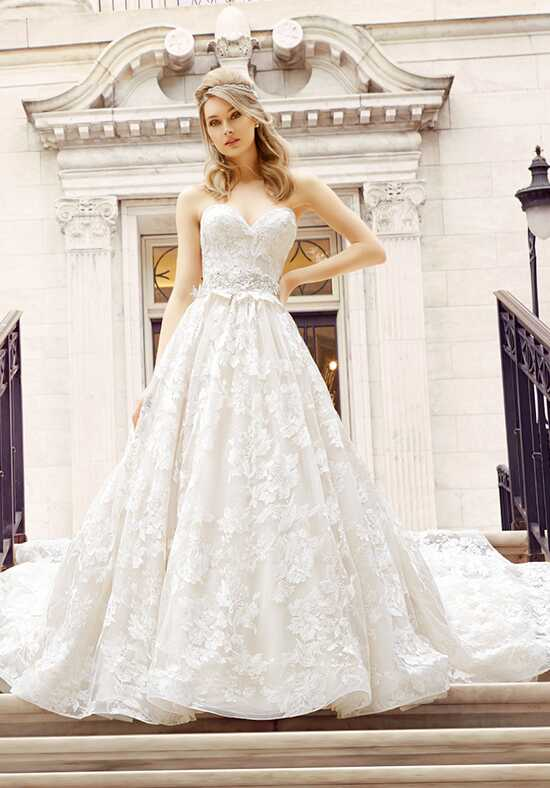 Val Stefani OPHELIA | D8125 Ball Gown Wedding Dress