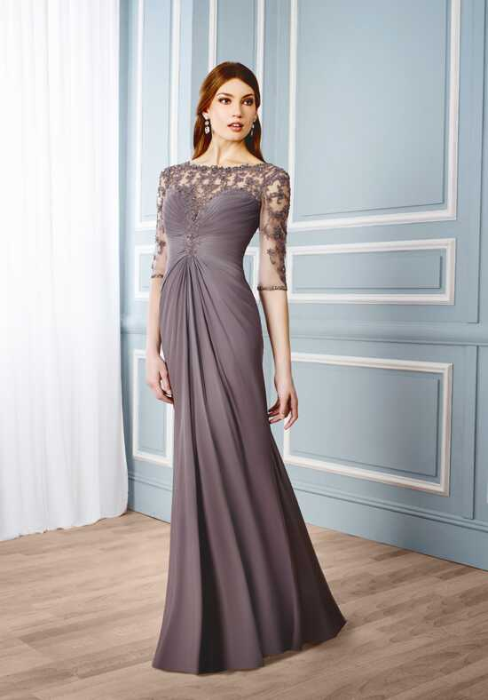 Val Stefani Celebrations MB7544 Silver Mother Of The Bride Dress