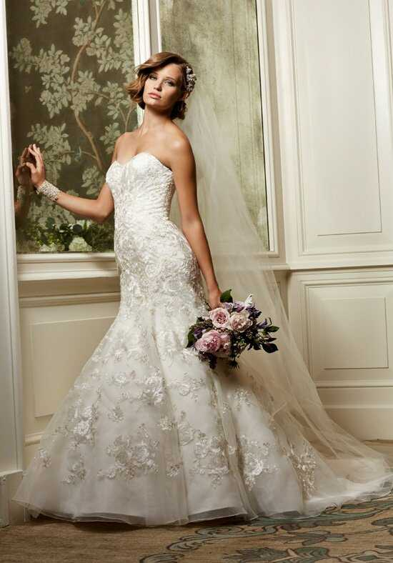 Wtoo Brides TATIANA-13023 Mermaid Wedding Dress