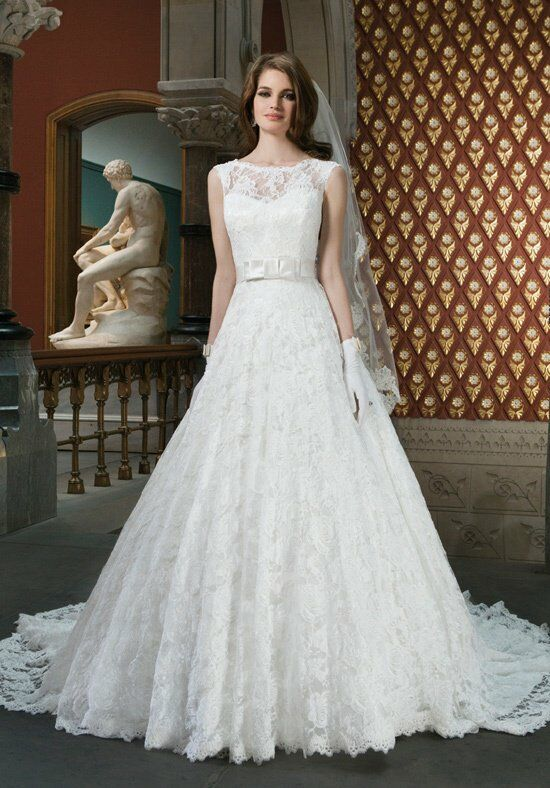 Justin Alexander 8714 Ball Gown Wedding Dress