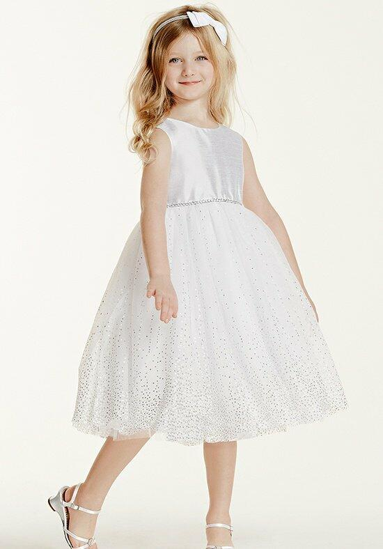 David's Bridal Juniors 42140205 Flower Girl Dress photo