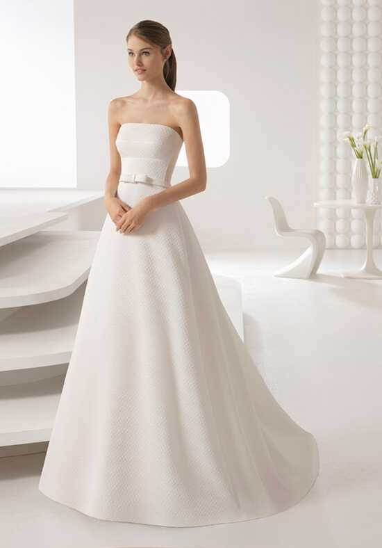 Rosa Clará AQUILES A-Line Wedding Dress