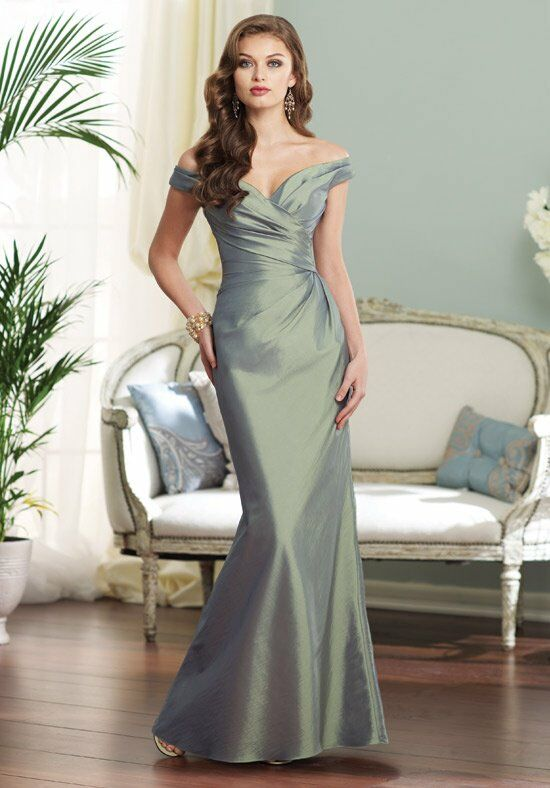 Sophia Tolli Special Occasion By21388 Off The Shoulder Sweetheart Bridesmaid Dress