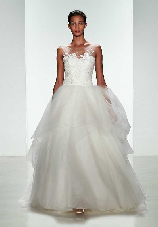 Amsale M642/ Jules Ball Gown Wedding Dress