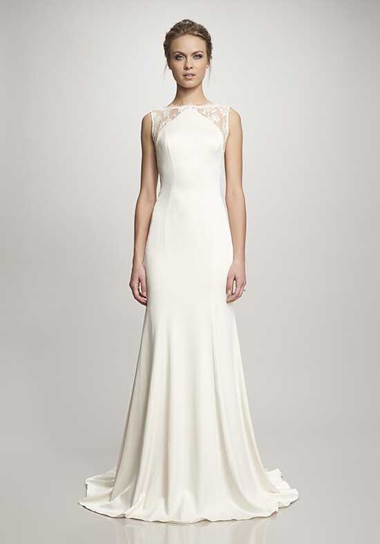 THEIA Taylor Sheath Wedding Dress